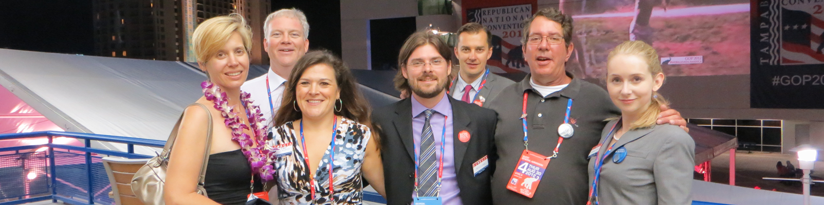 Tampa Republican National Convention 2012