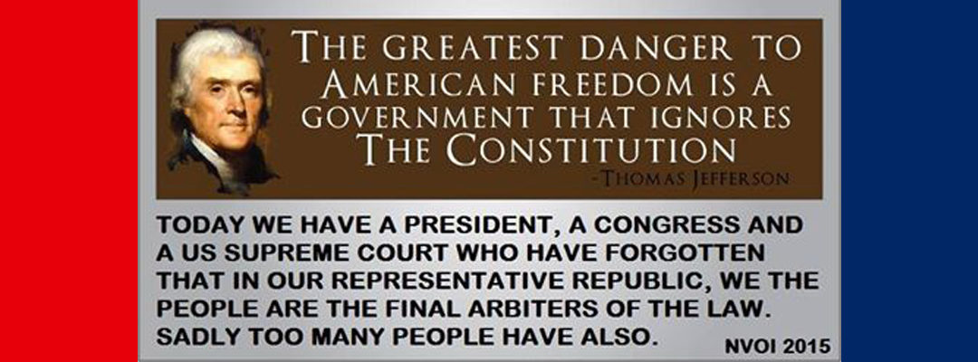 Constitution for the US